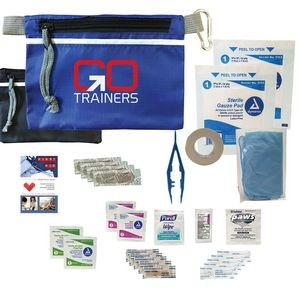 Grab-N-Go First Aid Safety Kit