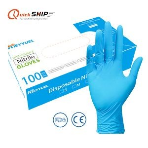 Disposable Nitrile Gloves-M