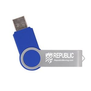 Clare Swivel USB-128MB